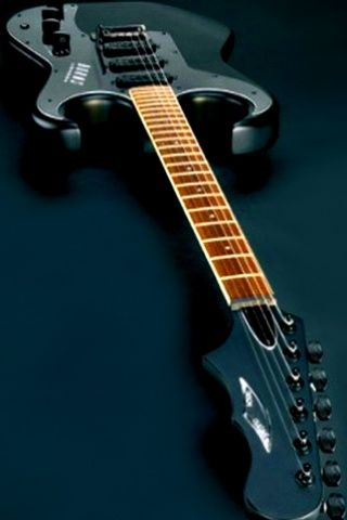 Wallpaper guitar