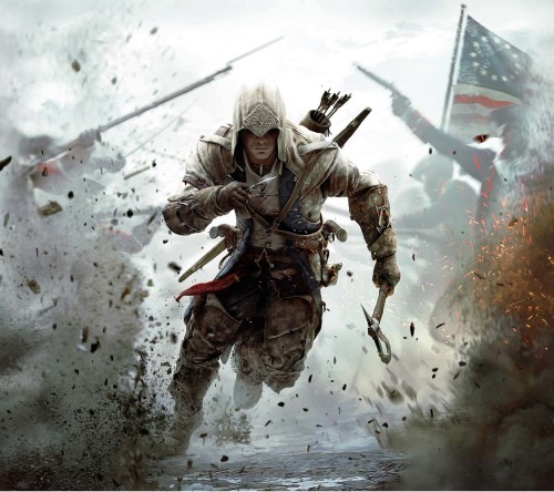 Assassins Creed 3-Game