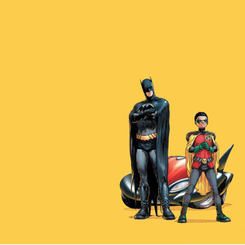 Batman And Robin Friends