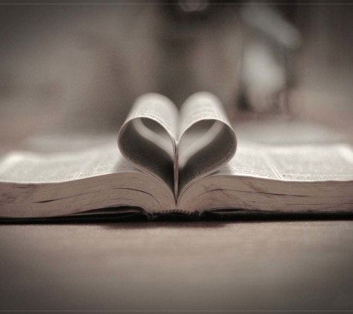 Book Of Love-Heart