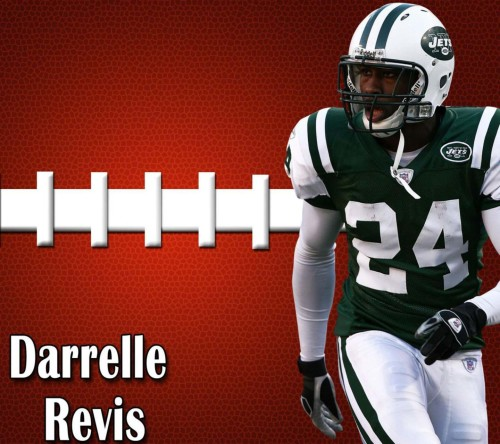 Darrelle Revis Rugby Player
