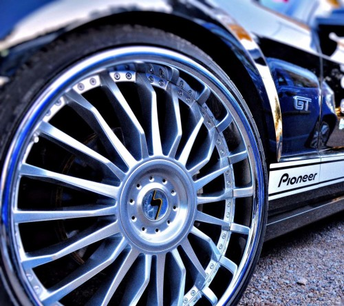 Alloys Of Ford-Gt