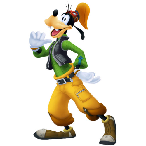 Goofy-Mickey Mouse