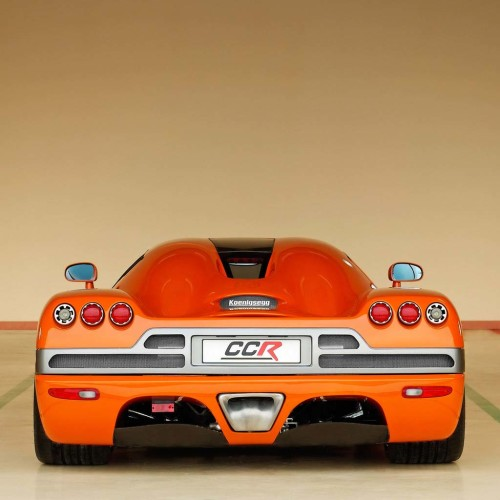 Koenigsegg CCR ORANGE