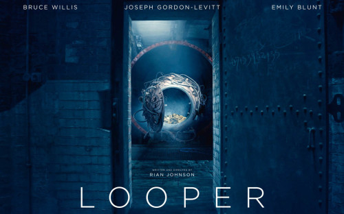 Looper-The Movie Wallpaper