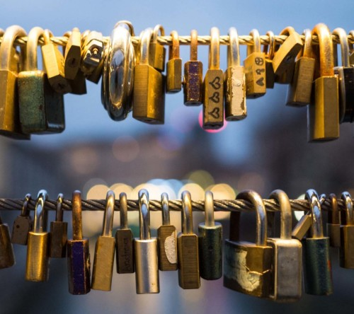Padlocks Wallpaper