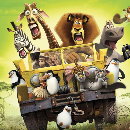 Madagascar Cartoons