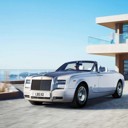 Rolls Royce Coupe Smart