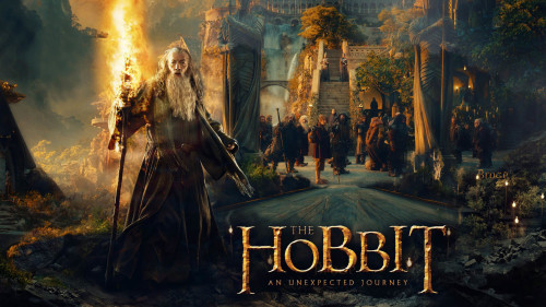 The Hobbit Mystery journey-Wallpaper