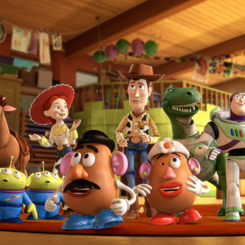 Toy Story 3 Players