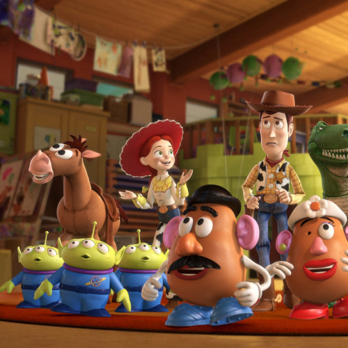 Toy Story 3-Gang