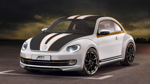Beetle With Vinyls