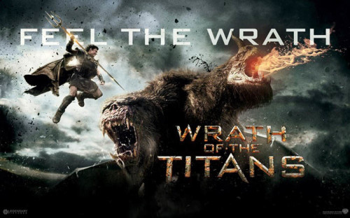 Wrath of The Titans-Wallpaper