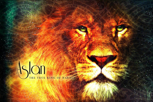 The Chronicles Of Narnia-Aslan