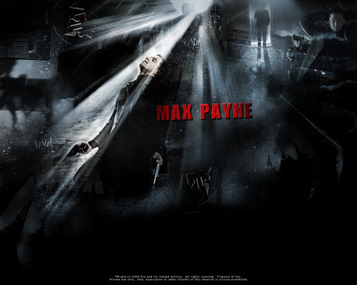 Max-payne Cover